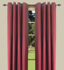 Magenta Curtain Panels Elegance Insulated Grommet Curtain Panel Curtain U0026 Bath Outlet