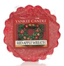 yankee candle apple wreath vonný vosk do aromalampy vůně dle