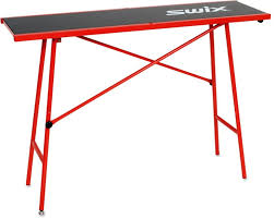 Swix Wax Table