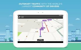 waze android residents put up reports on waze to divert traffic android