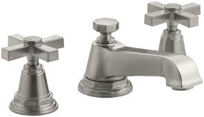bathroom brushed nickel bathroom faucets delta brushed nickel