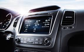 inside the 2017 kia sorento 2017 kia sorento pinterest kia