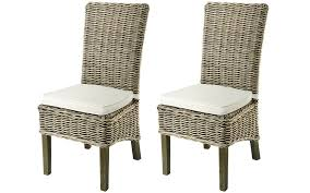 dining chairs rattan home decoration ideas