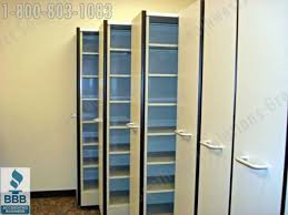 high density retractable mobile shelving pull out storage system