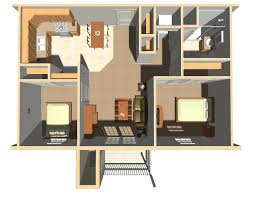 two bed room house 17 two bedroom apartment plans spectacular collection
