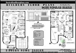 floor plans for 5 bedroom homes 5 bedroom 2 story house plans australia home act