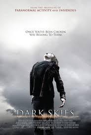 dark skies movie poster 1 of 8 imp awards