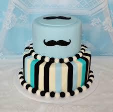 mustache baby shower mustache baby shower cake cakecentral