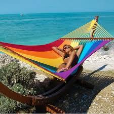 caribbean hammocks jumbo rainbow by the caribbean hammocks