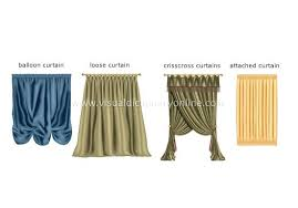 Types Of Curtains Decorating Decorating Curtains Types Wiki Examples Of House Furniture