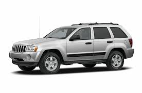 2006 jeep grand cherokee laredo 4dr 4x4 information