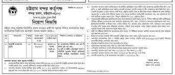 chittagong port authority job circular 2017 full download places