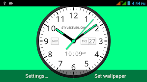 analog clock widget plus 7 pro android apps on play - Analog Clock Widgets For Android