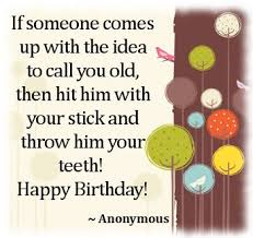 birthday quotes for family friends