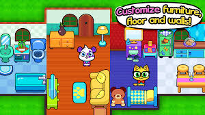 Home Design Simulation Games Amazon Com Forest Folks Pet Home Designer Appstore For Android