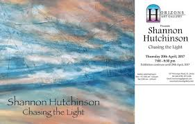 Chasing The Light Shannon Hutchinson