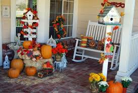 Fall Hay Decorations - autumn decorating ideas you will enjoy