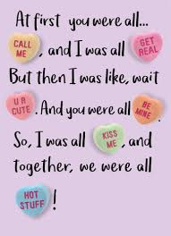 valentines day cards for friends s day cards cardfool free postage included