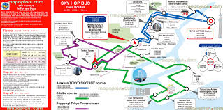 Hop On Hop Off New York Map by Maps Update 12361258 Map Of Tokyo Tourist Attractions U2013 Tokyo