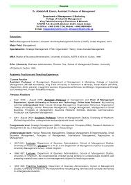 Trainer Resume Example by Assistant Clinical Professor Resume Samples Sample Professor