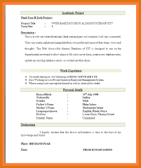 resume format for engineering freshers pdf cv format pdf for freshers letter format business