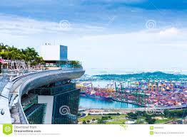 marina bay sands hotel stunning sands skypark infinity pool