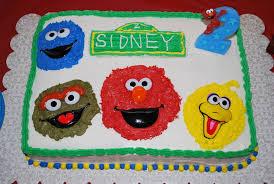 sesame birthday sesame birthday sheet cake cakecentral