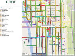 Chicago Redline Map by Digital Realty U2013 600 S Federal Street Cbre Data Center Solutions