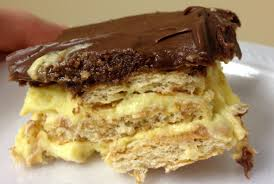 s u0027s eclair cake u2013 dispatches from the castle