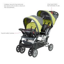 black friday baby stroller deals amazon com baby trend sit n stand double carbon tandem