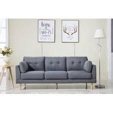 Modern Sofas Couches AllModern - Sofa modern
