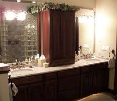 Dual Bathroom Vanity by Luxury Bathroom With Dual Vanities Finishers Unlimited Monroe