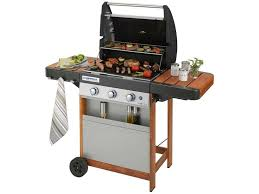 recette cuisine barbecue gaz barbecue gaz cingaz 3 series woody l 3 brûleurs boutique jardinitis