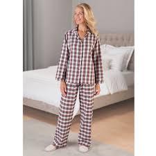 the s flannel pajamas hammacher schlemmer