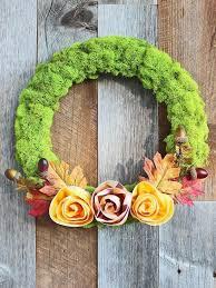Ribbon Decoration Pinterest 88 Best Fall U0026 Harvest Décor Images On Pinterest Fall Harvest