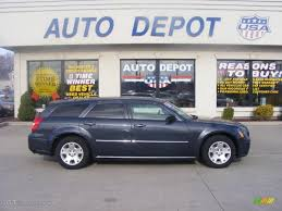 2007 steel blue metallic dodge magnum sxt 40710795 gtcarlot com