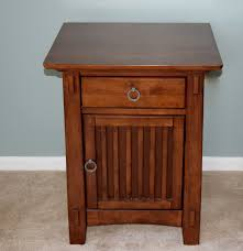 american signature arts and crafts bedroom nightstand ebth american signature arts and crafts bedroom nightstand