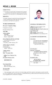 sle resume for part time job in jollibee houston resume format jollibee 28 images affordable price application