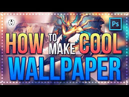 easy wallpaper tutorial photoshop how to make a nice u0026 easy wallpaper