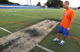 west orange high raises money to replace unsafe football field
