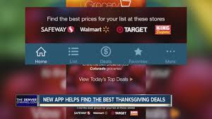 new grocery app created by lakewood finds best thanksgiving