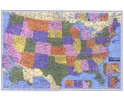 Maps United States Of America by Maps Of The Usa The United States Of America Political