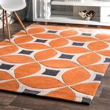 mid century modern area rugs you u0027ll love wayfair