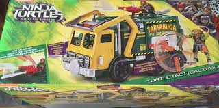 tactical truck more new tmnt out of the shadows toys revealed the toyark news