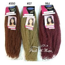 color 99j in marley hair wholesale supreme afro kinky twist crochet marley braid curly