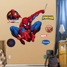 special promo offers promo fathead amazing spider man