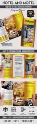 hotel u0026motel u2013 free psd tri fold psd brochure template u2013 by