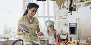 why does cooking at home fight hunger and a whole lot of other