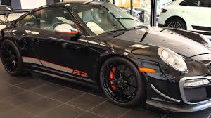 black porsche gt3 2011 porsche 911 gt3 rs 4 0 for sale columbus ohio youtube