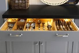 tiroirs de cuisine tablettes et tiroirs aménagements intérieurs ikea